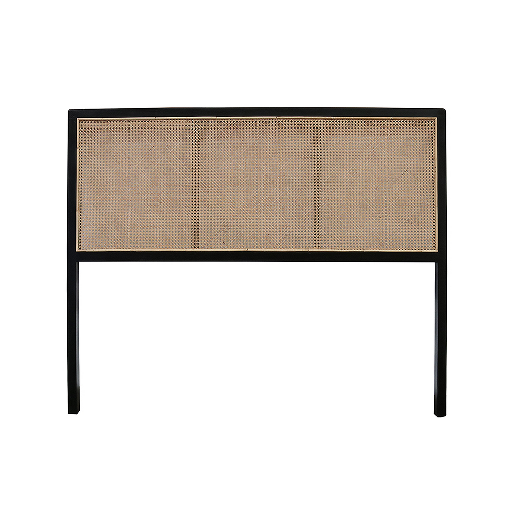 SOUK COLLECTIVE - Raffles Rattan Headboard