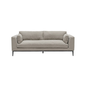 SOUK COLLECTIVE | Tyson 3 Seat Sofa Grey