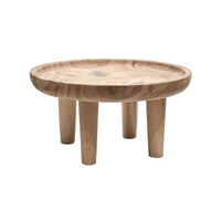 Suar Safari Coffee Table Natural