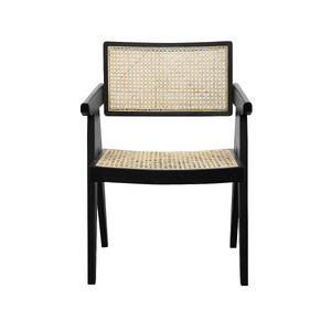 SOUK COLLECTIVE | Crusoe Retreat Armchair Black/Natural