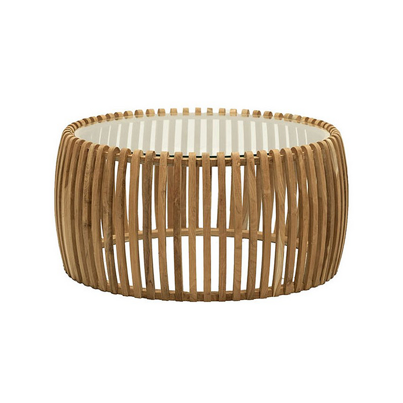 SOUK COLLECTIVE | Verve Slatted Coffee Table