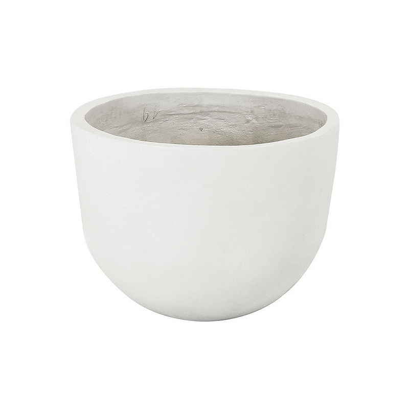 SOUK COLLECTIVE | Raglan Ivory Outdoor Planter Medium