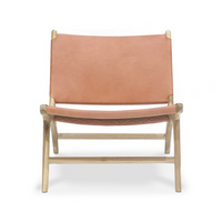 SOUK COLLECTIVE | Hyde Low Chair Nude