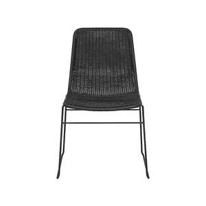 SOUK COLLECTIVE | Olivia Dining Chair Black