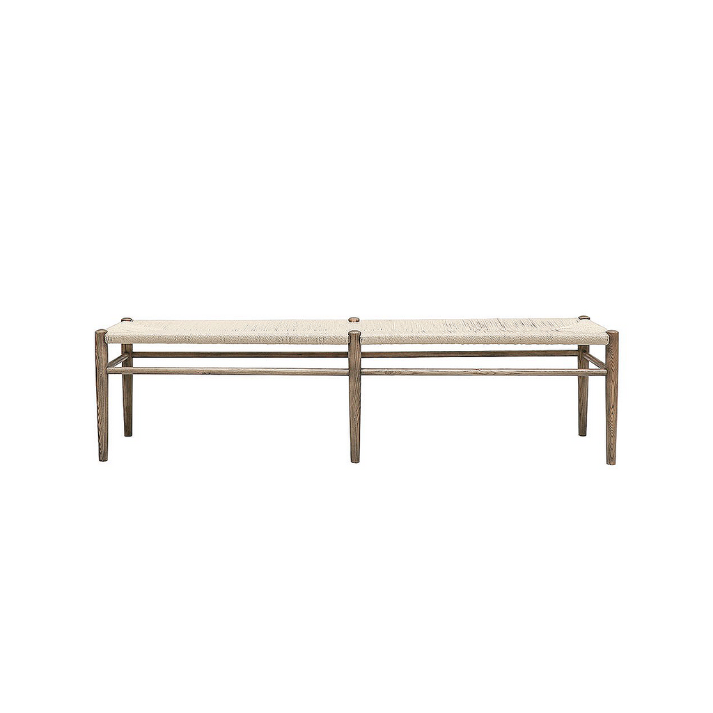 SOUK COLLECTIVE | Joffrey Bench 180cm Natural