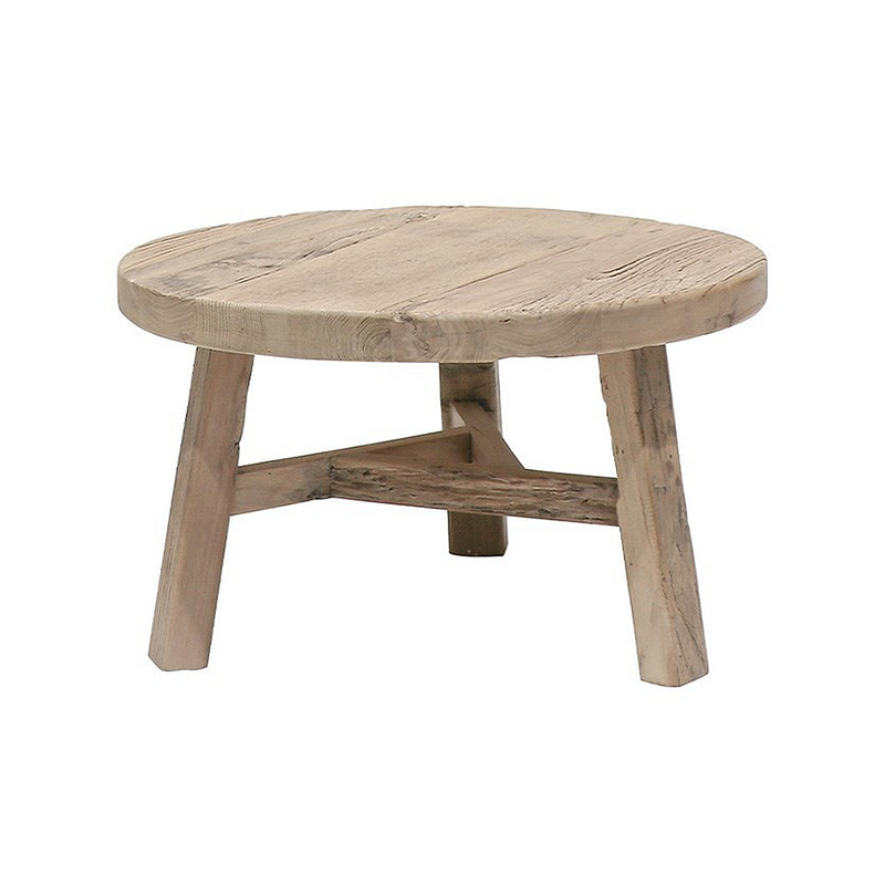 SOUK COLLECTIVE Parq Coffee Table Low - Natural