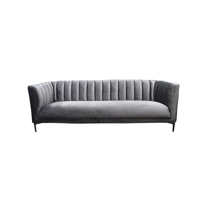 SOUK COLLECTIVE | Kennedy Sofa Grey