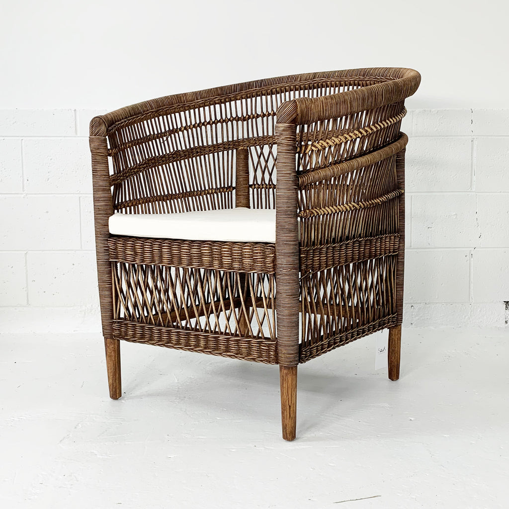 SOUK COLLECTIVE | Brown Malawi Chair