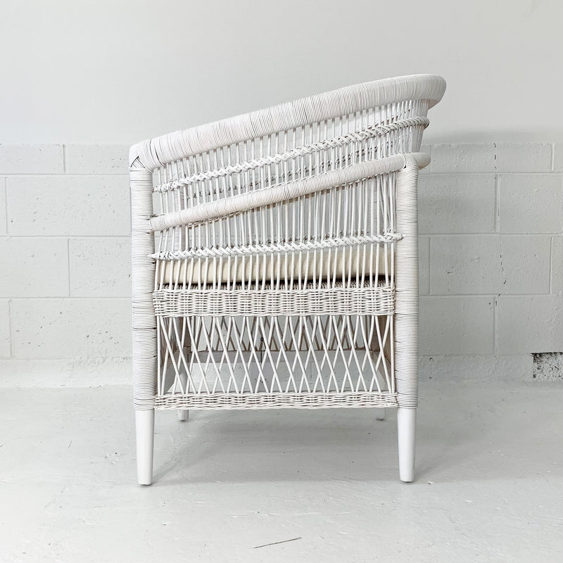 SOUK COLLECTIVE | White Malawi Chair