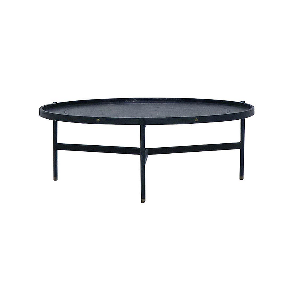 SOUK COLLECTIVE | Haywood Coffee Table Short - Black