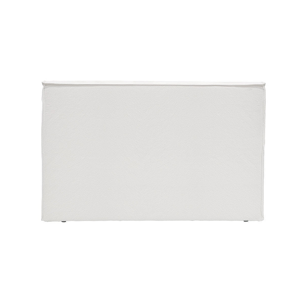 Keely Headboard King/Super King White