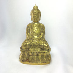 Antique Bronze Buddha Statues