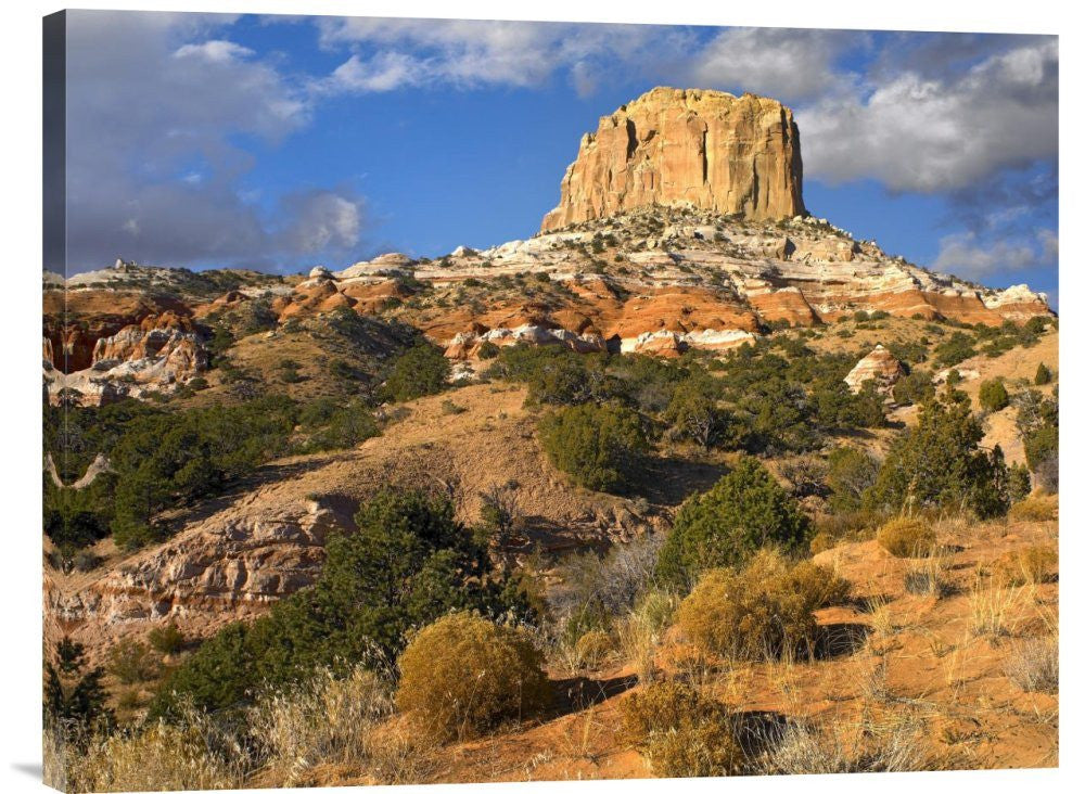 Square Butte Near Kaibito, Arizona