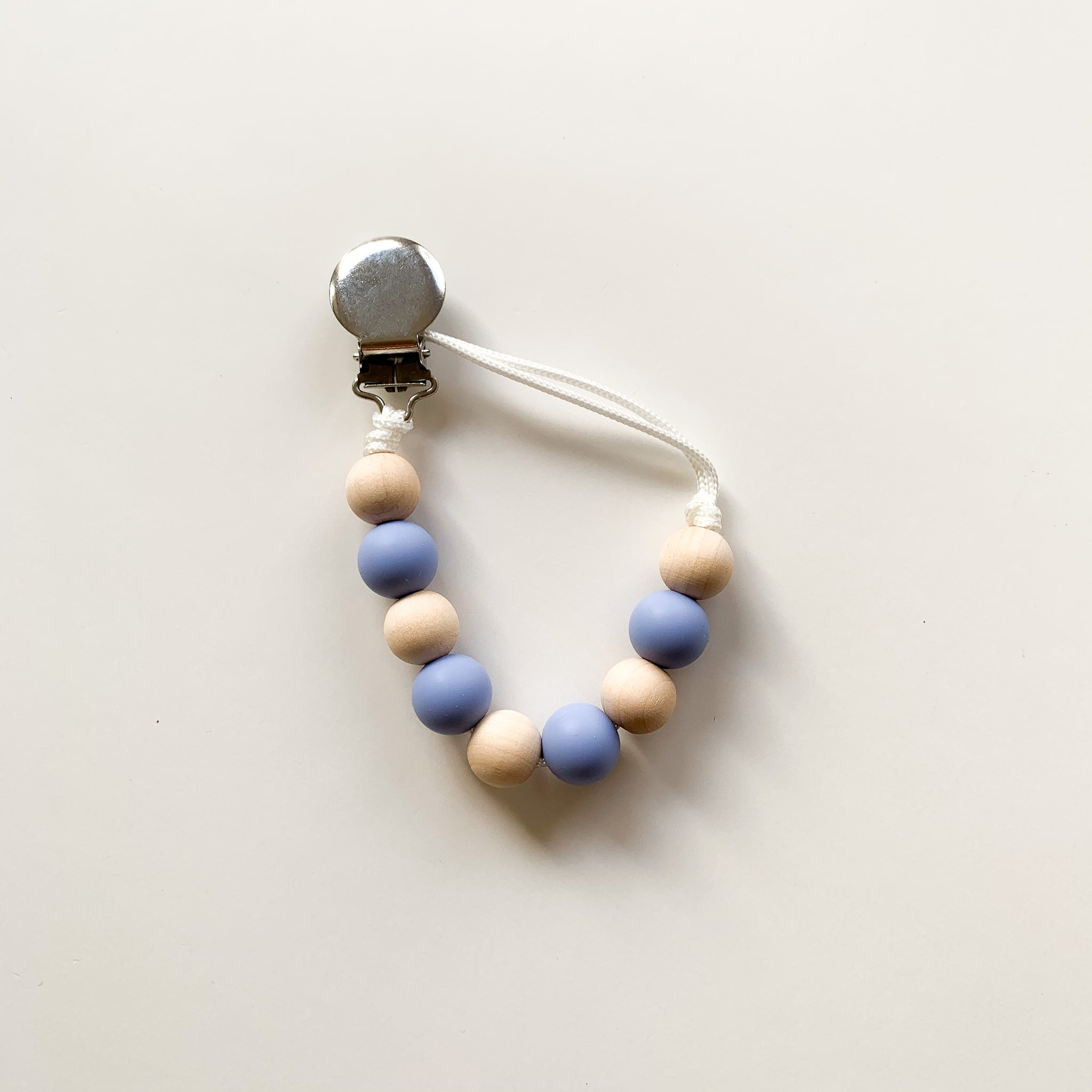 Pebble Clip - Cornflower Blue