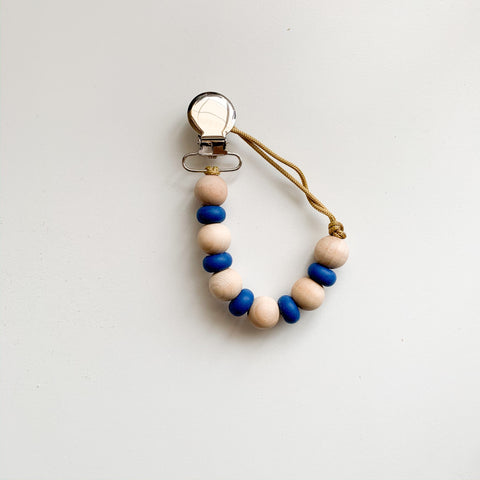 Amber Clip - Royal Blue
