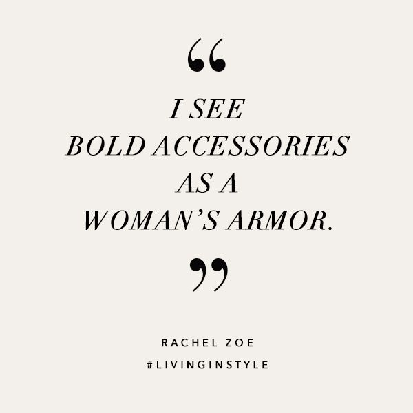 Accessories are a Girl's Bestfriend