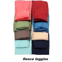 High Waist Fleece Lined Leggings - Debs Boutique  LLC
