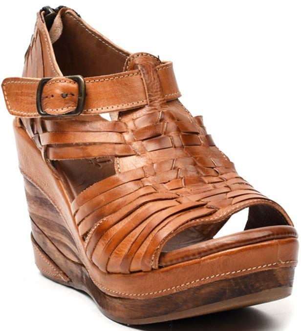 Ellie II Wedge Shoe by Bedstu