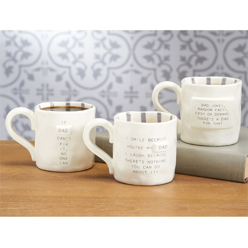 Funny Dad Mugs