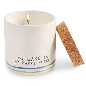 Lake Candle Sets With Matches