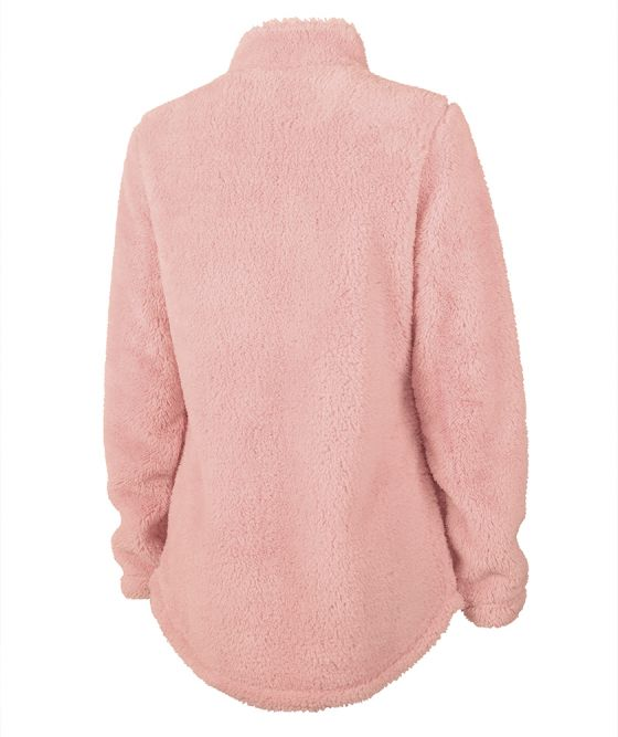 Newport Fleece Pullover Top