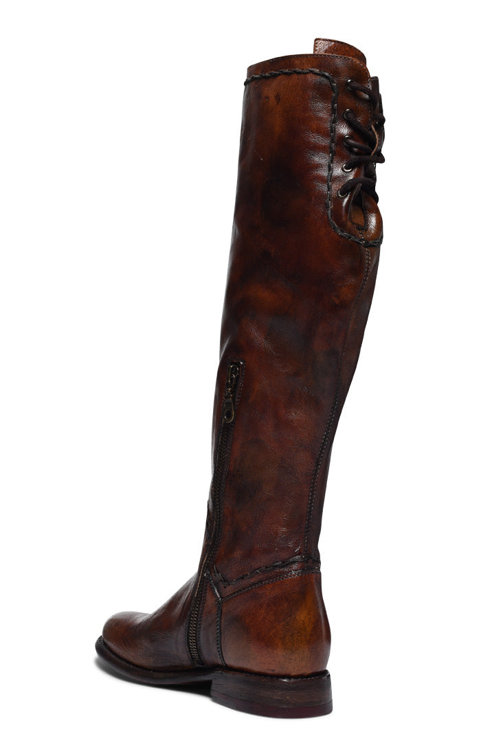 Manchester S Leather Boot by Bedstu