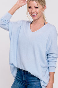 Super Soft & Comfy Sweater Tunic Top
