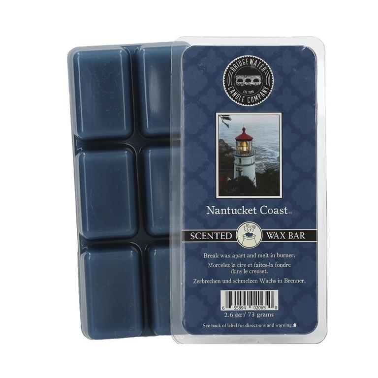 Nantucket Coast Scented Wax Bars