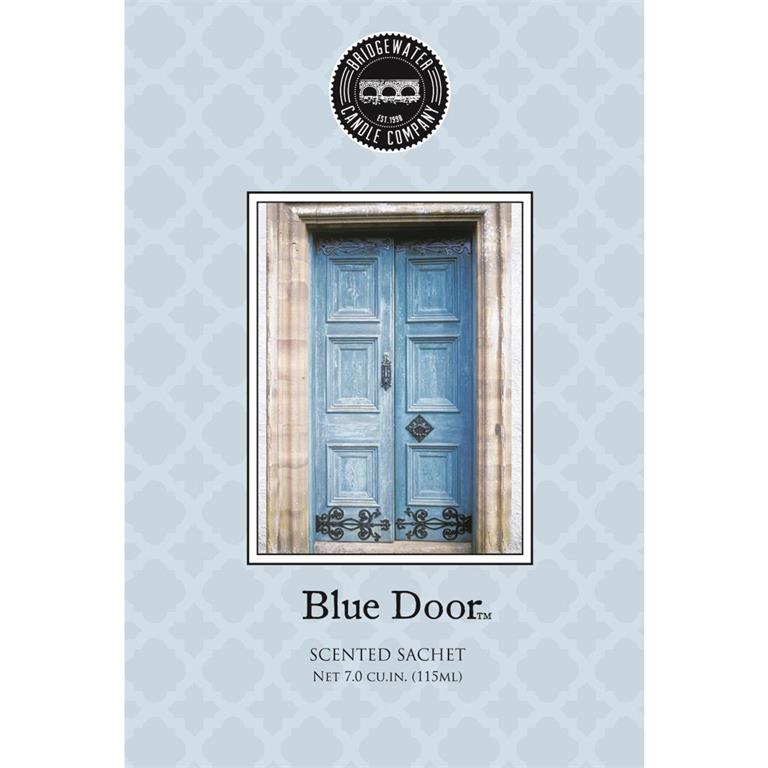 Blue Door Scented Sachet