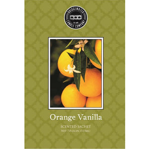 Scented Sachets Orange Vanilla