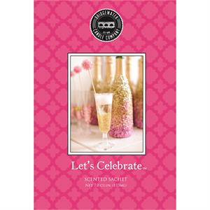 Scented Sachets Let's Celebrate
