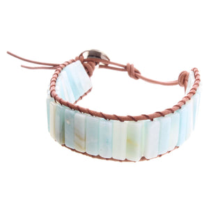 Button Closure Bracelet