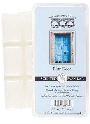 Blue Door Scented Wax Bar
