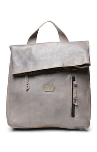 Howie Leather Backpack by Bedstu