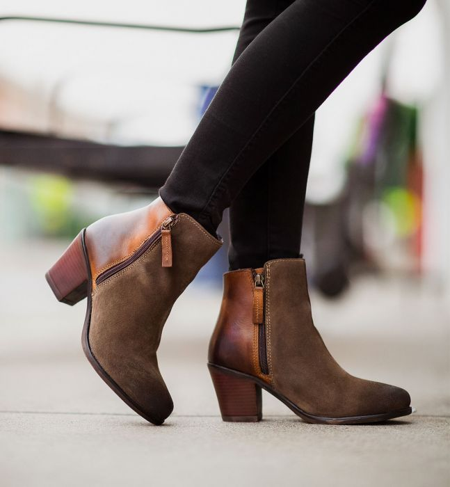 Lina Bootie by Roan