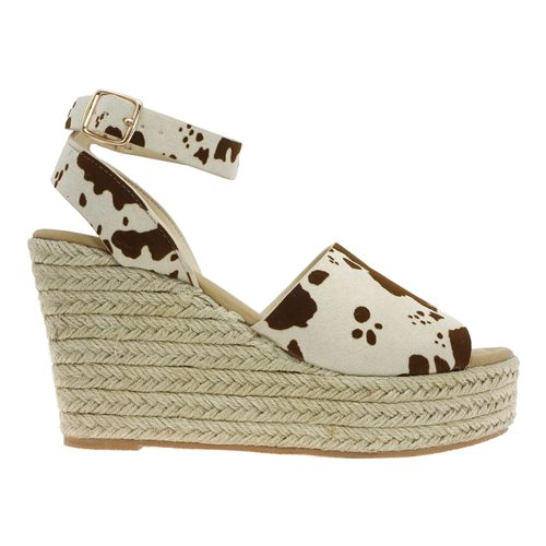 Uptown 3 Wedge Sandal by Pierre Dumas
