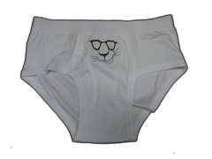 Pre-Stained Underwear - Front