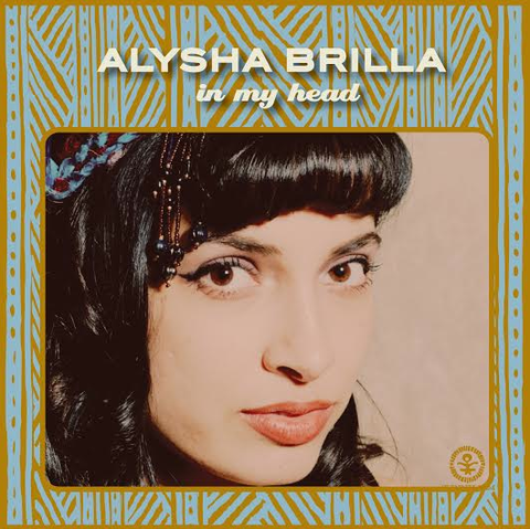 """In My Head"" CD by Alysha Brilla"