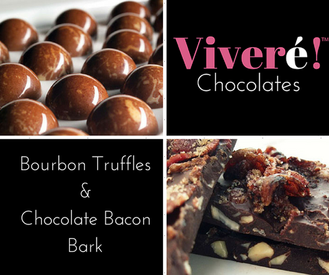 Bourbon and Bacon Chocolate Gift Set