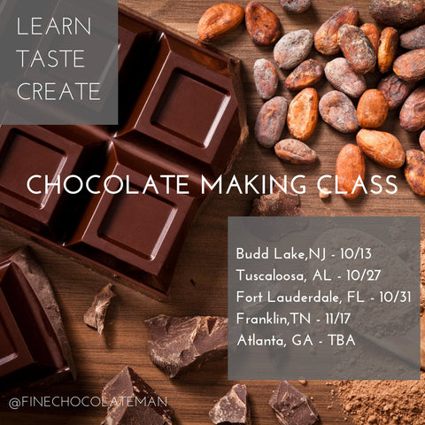 LEARN, TASTE, CREATE: CHOCOLATE TRUFFLES
