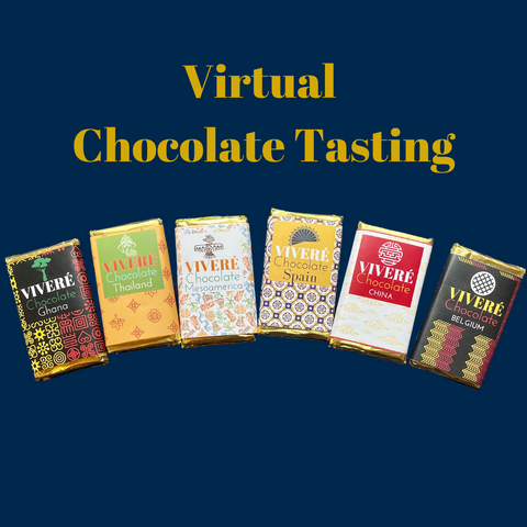 Private Virtual Tastings