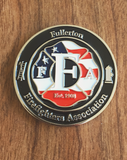 Heroes Come in All Sizes Challenge Coin