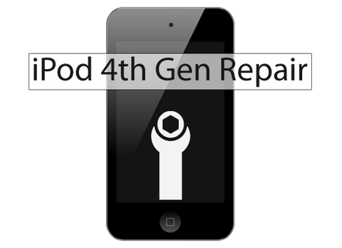 iPod Touch 4th Gen Charging Port Repair