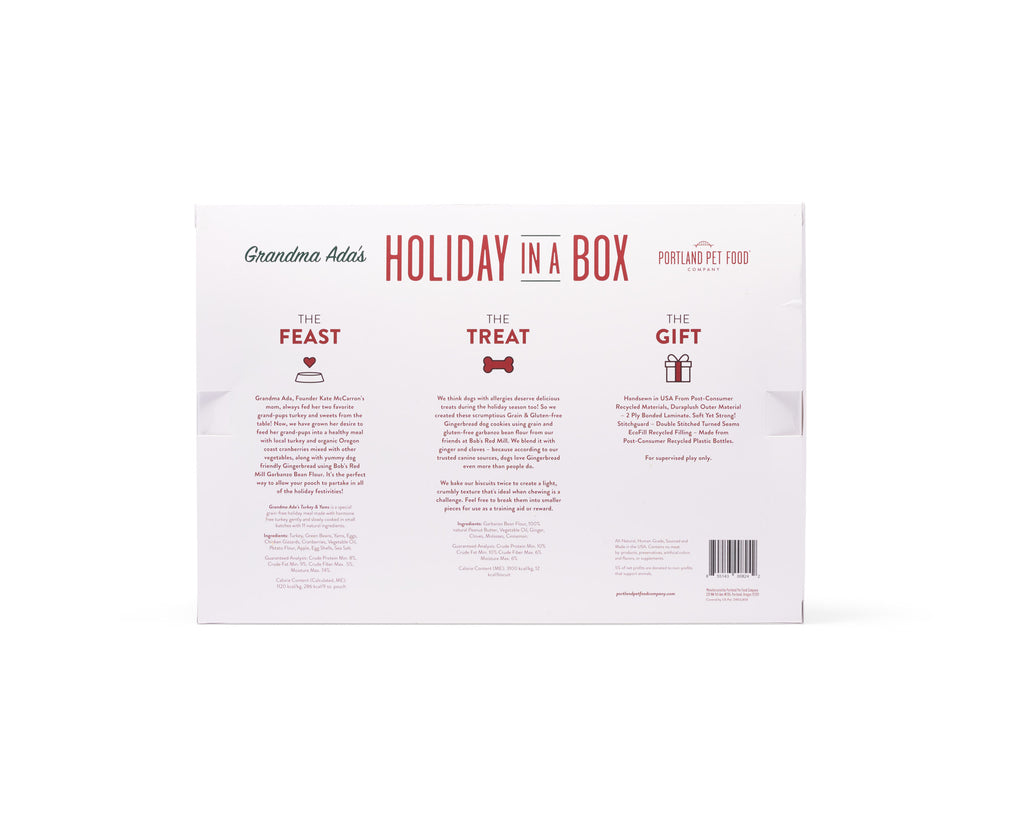 Holiday in a Box