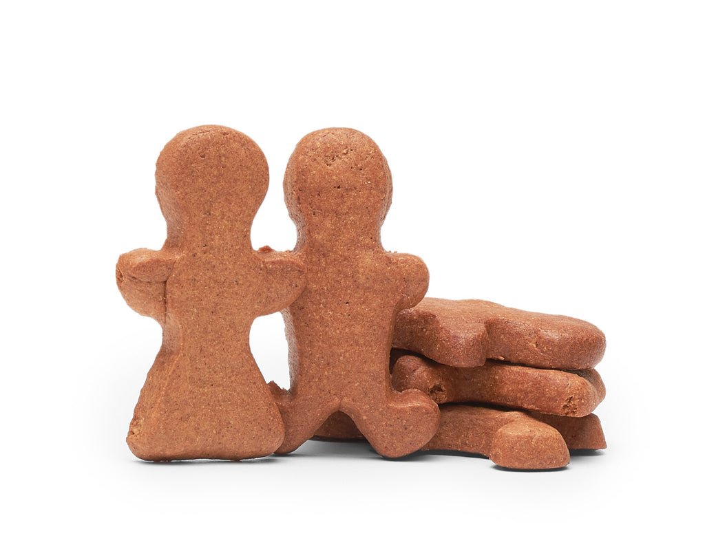 portland pet food company ginger bread people