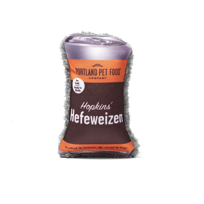 Hopkins' Hefeweizen Plush Brew Can Toy