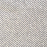 Mt Somers Blanket- Grey Herringbone