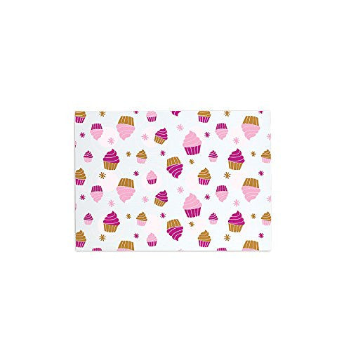 Cupcake/Cookie 2-Sided Silicone Bake Mat