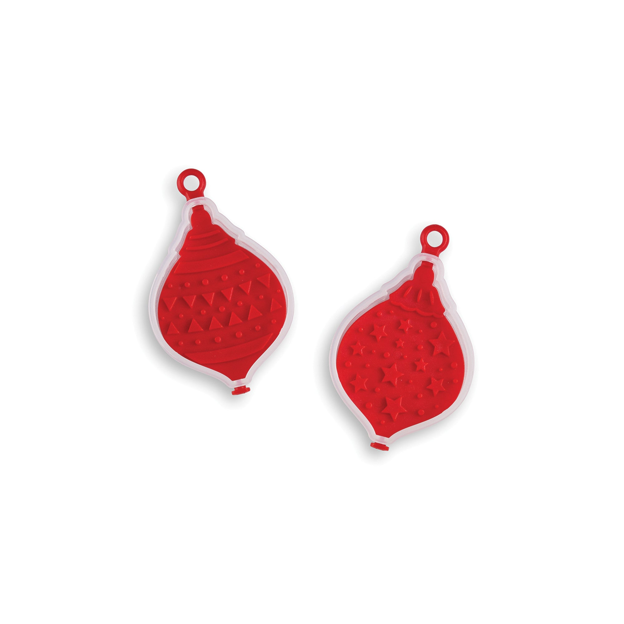 Christmas Ornament 3-in-1 Flip & Stamp Cookie Cutter