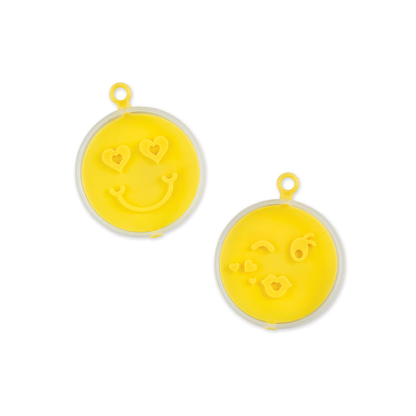 Emoji Flip and Stamp Cookie Cutter